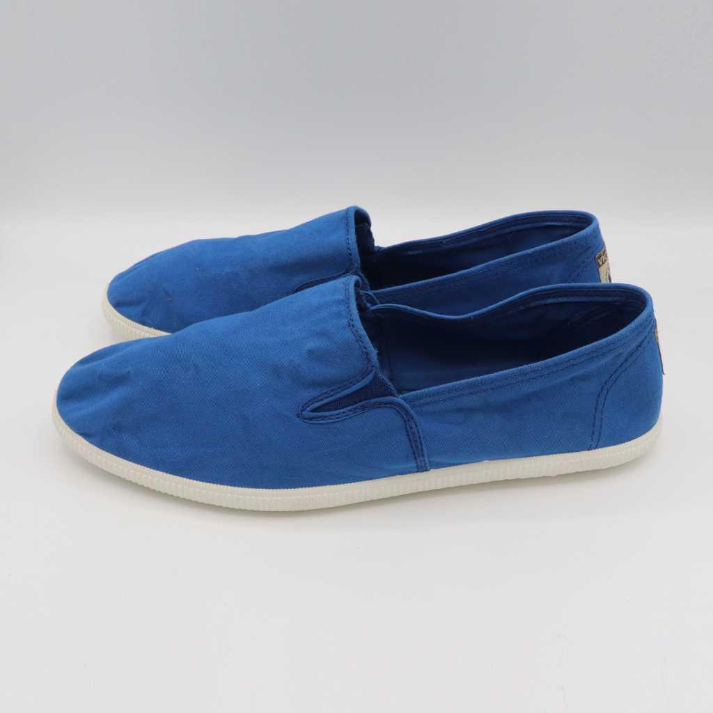 Espadrile albastre
