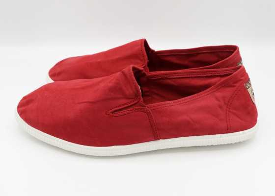 Espadrile roșii