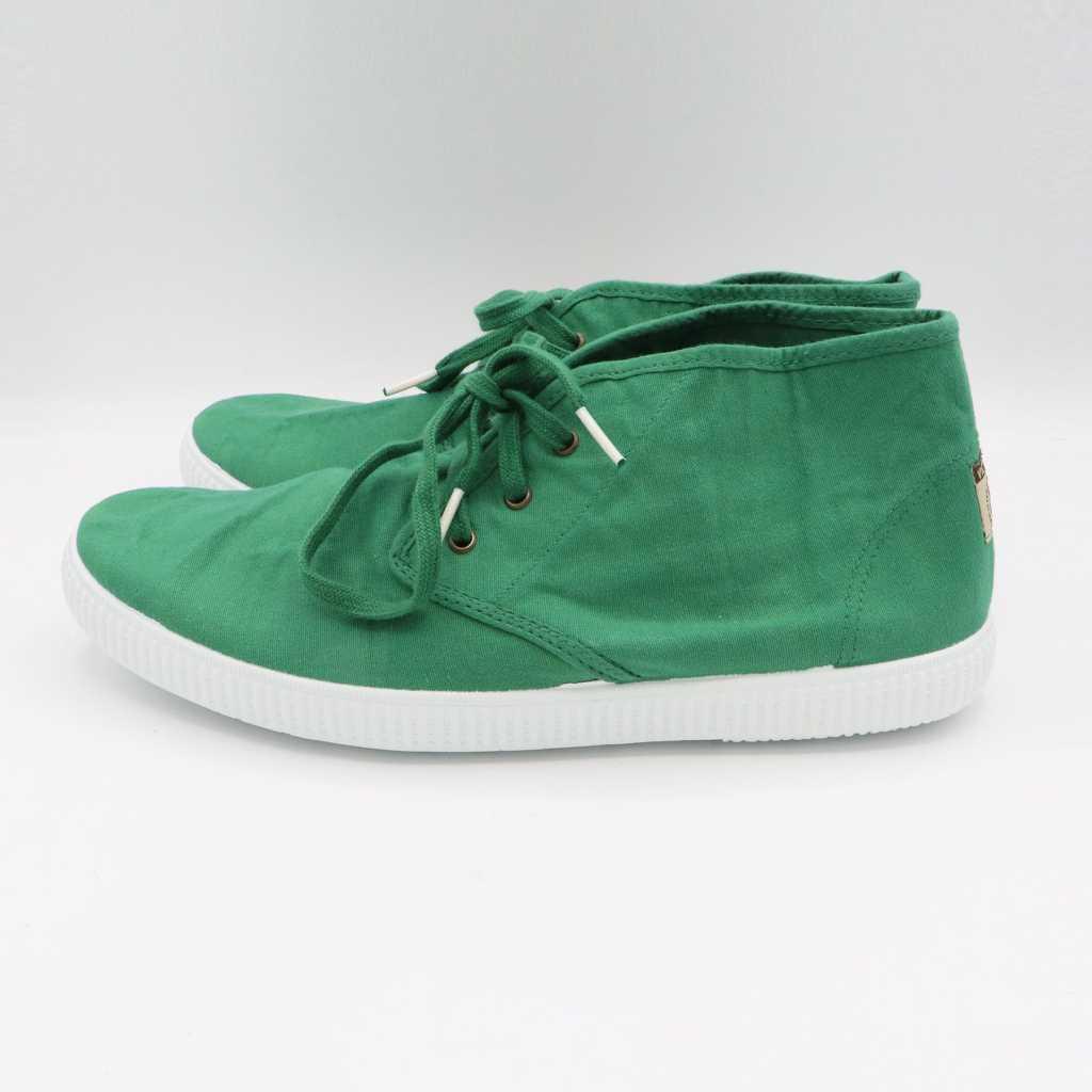 Teniși înalți verzi